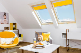 Zonwering voor dakramen fakro