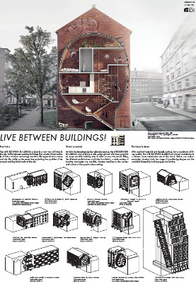 Live between Buildings