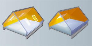 Advies FAKRO dakraam monteren - lichtinval en daglicht
