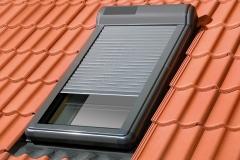 FAKRO rolluik ARZ solar (op zonne-energie)