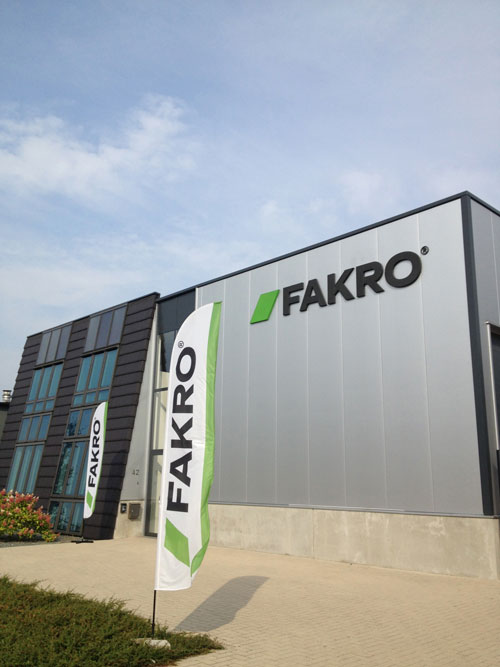 FAKRO trainingscentrum