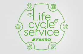 FAKRO Life Cycle Service