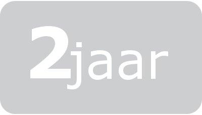 Garantie op binnen-, buitenzonweringen, bedieningssystemen - 2 jaar